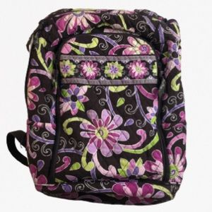 Vera Bradley Combo Backpack and Computer Bag